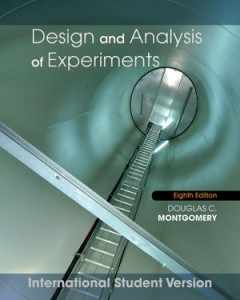 Design Analysis Of Experiments Montgomery Pdf
