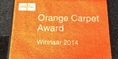 Orange Carpet Award 2014